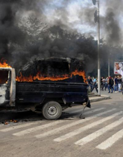 Mısır yine karıştı, Tahrir'de müdahale
