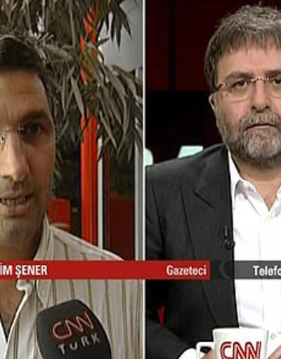Nedim Şener CNN TÜRK'e konuştu
