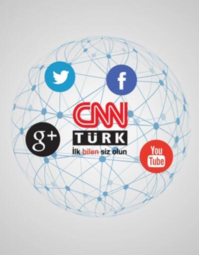 Sosyal medyada CNN TÜRK'ü takip edin, doğru habere anında ulaşın