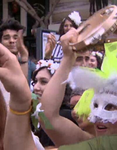 Adana'da karnaval coşkusu