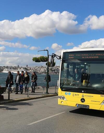 İETT'yi kullanan kadın yolcuların istedikleri yerde inebilmesi için önerge
