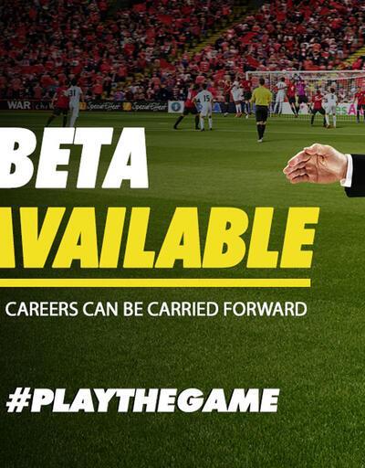 Football Manager 2017 Beta sürümü çıktı