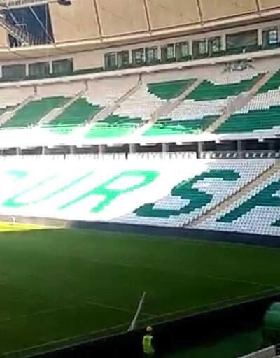 Bursaspor'un stadyum hakları 29 yıla çıkarıldı