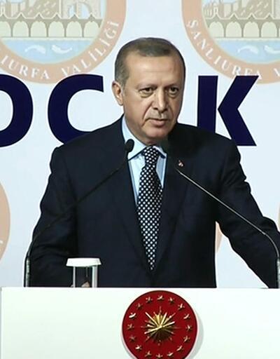 Cumhurbaşkanı Erdoğan'dan Suriyeli mülteciler için önemli açıklama