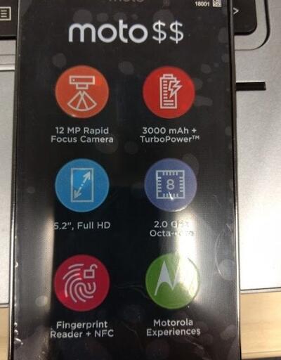Moto G5 Plus özellikleri sızdı!