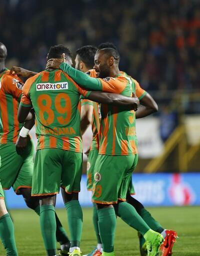 Alanyaspor 2-3 Fenerbahçe / Maç Özeti