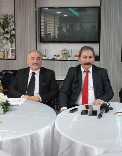 Eski MHP yöneticileri Meral Akşener'e Edirne'de salon buldu