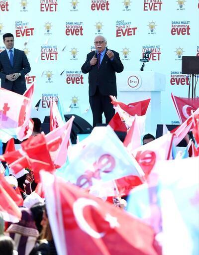 Başbakan Binali Yıldırım Tunceli'de konuştu