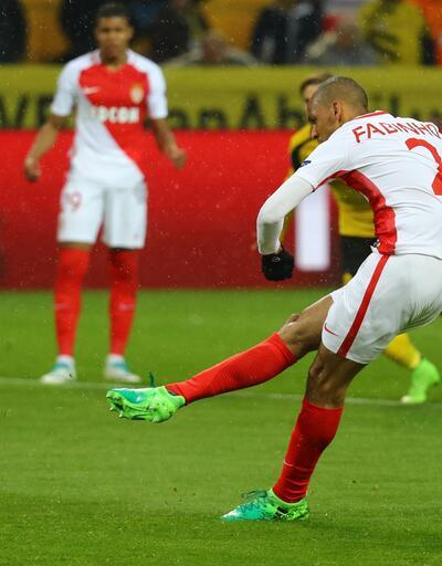 Dortmund 2-3 Monaco / Maç Özeti