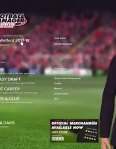Andre Gray transferi Football Manager konseptiyle duyurdu