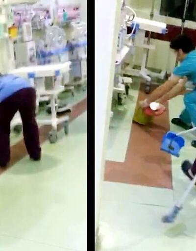 Hastanede fare skandalı: Soruşturma başlatıldı