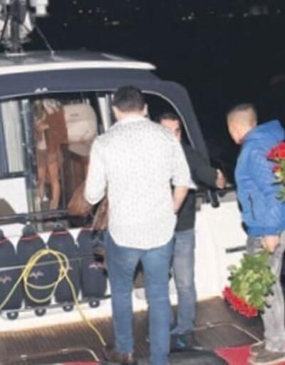Hacı Sabancı'nın zor gecesi: 2 bin lirasını aldılar