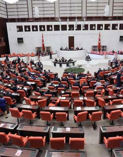 Meclis'te torba kanun mesaisi sürüyor
