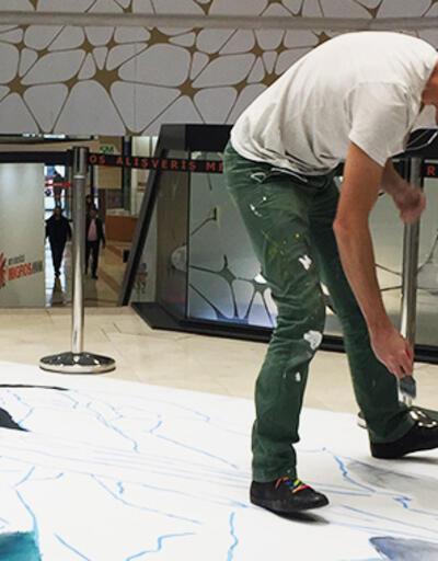 Dünyanın en ünlü üç boyutlu çizim ustasını canlı izleme fırsatı