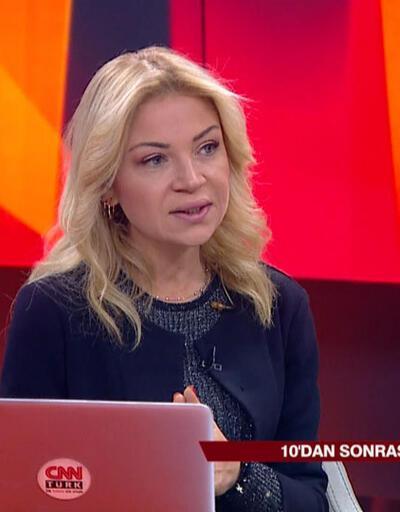 CNN TÜRK Ekonomi Müdürü Ebru Baki yüzde 11,1'lik büyüme oranını değerlendirdi