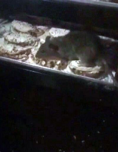 Skandal fare görüntülerinin ardından o pastane için karar verildi