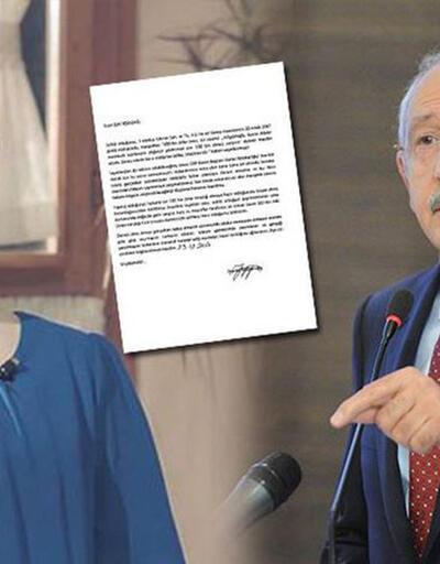 Zeynep Kılıçdaroğlu'ndan daire mektubu