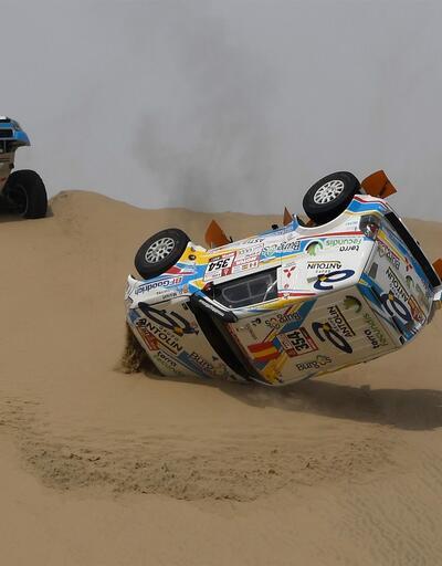Dakar Rallisi başladı... Villas-Boas 42. sırada