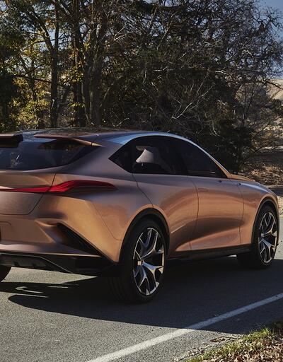 Lexus'tan sınırsız konsept