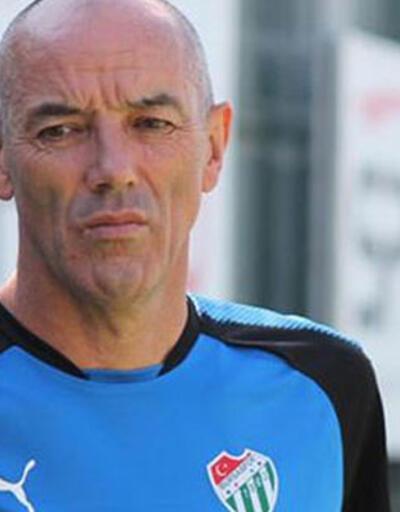 Bursaspor, Le Guen ile devam kararı aldı