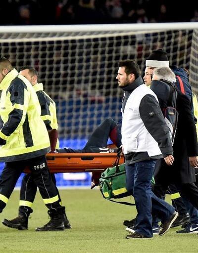 Neymar'ın babasıyla Unai Emery gerildi