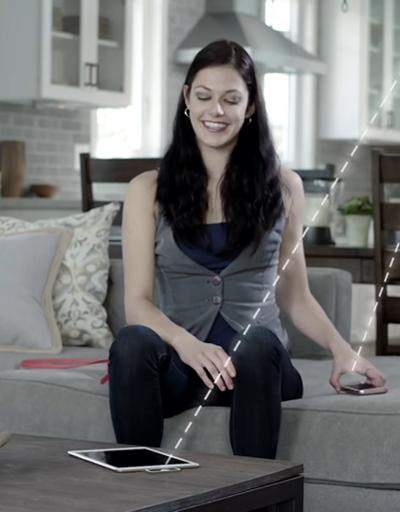 Artık cihazlarınızı kablosuz elektrik transferi ile uzaktan şarj edebilirsiniz