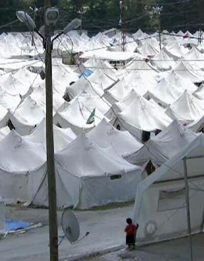 Türkiye Suriye'de 170 bin kişilik kamp kuracak