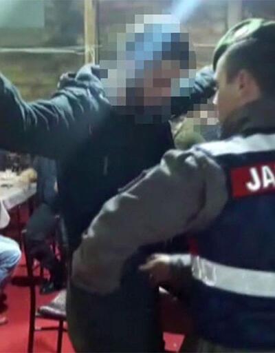 İstanbul'da 5 villaya baskın! Suçüstü yakalandılar