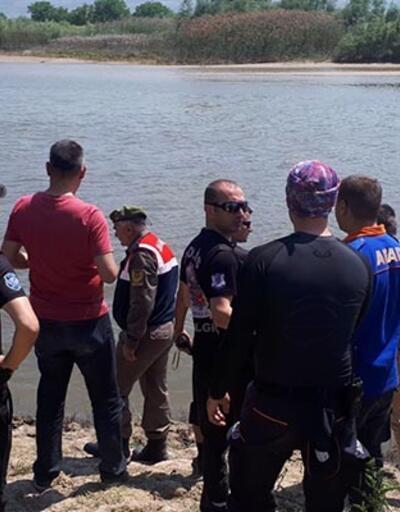 Sakarya Nehri'nde kaybolan balıkçı aranıyor