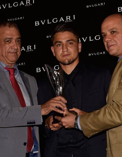 İtalyan spor yazarları seçti: En iyisi Cengiz Ünder