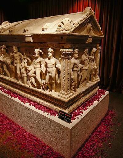 "Antalya Müzesi'nde ""Herakles"" bereketi"