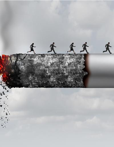 Bir yılda bir milyon kişi sigarayı bıraktı