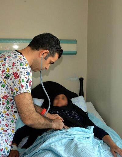 Rahminden 61 ur çıktı doktoru şoke oldu