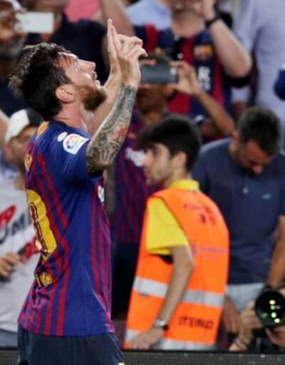 Barcelona 3-0 Alaves / Maç Özeti