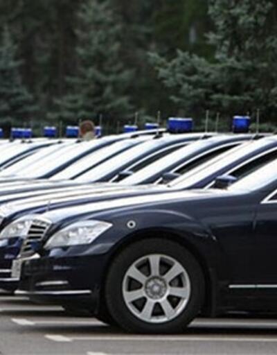 Devlet düğmeye bastı, makam araçlarında tasarrufa gidiliyor