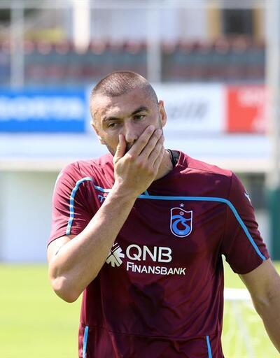 Trabzonspor idmanında Rafet El Roman sürprizi