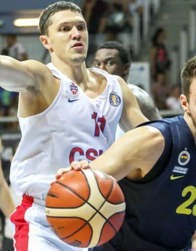Fenerbahçe Zadar Turnuvası'nda şampiyon oldu
