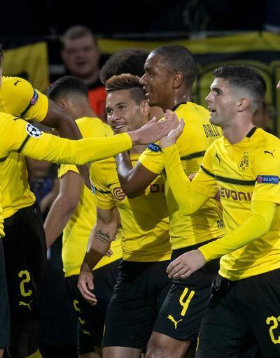 Dortmund 4-0 Atletico Madrid Şampiyonlar Ligi maç özeti
