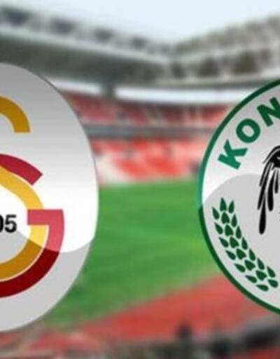 Galatasaray Konyaspor  maçı ne zaman, saat kaçta, hangi kanalda?