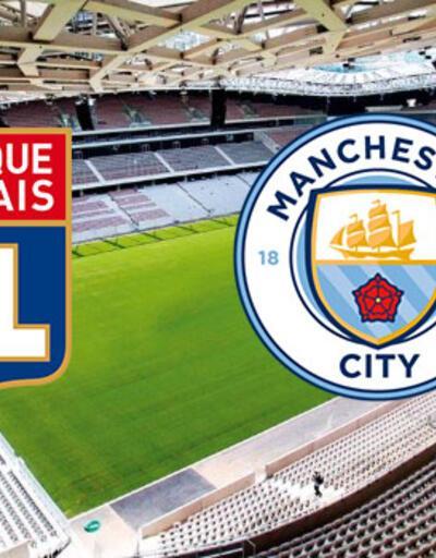Lyon Manchester City maçı hangi kanalda, maç ne zaman başlıyor? Şampiyonlar Ligi F Grubu