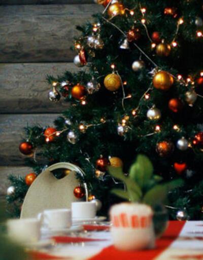 Kemer Country Club'da görkemli  Noel ve yılbaşı kutlamaları