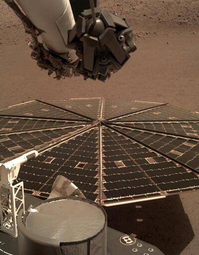 Mars'tan gelen sesleri kaydetti