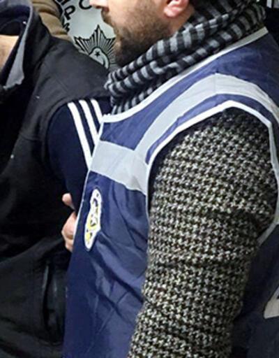 21 suçtan aranan şüpheli tutuklandı