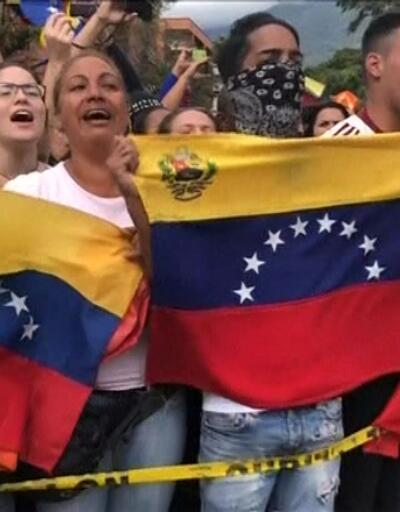 """""""Maduro'nun yanındayız"""""""