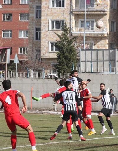 Maçta kavga çıktı, 6 futbolcu 1 yönetici gözaltına alındı