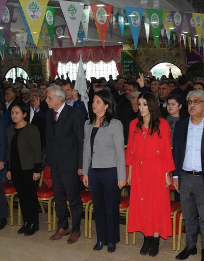 HDP'den büyük provokasyon! Skandal tanıtım