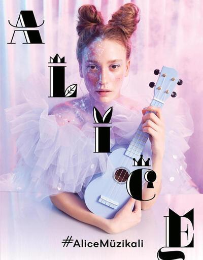 Alice müzikalinin biletleri iki saatte tükendi