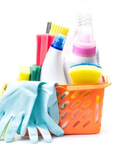 Temizlik ürünlerindeki tehlike