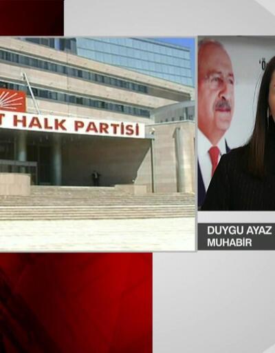 Son dakika... CHP'de kritik MYK toplantısı