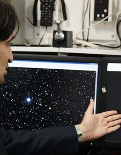 """Türk astronom uzayda """"tuhaf dev yıldız"""" keşfetti"""